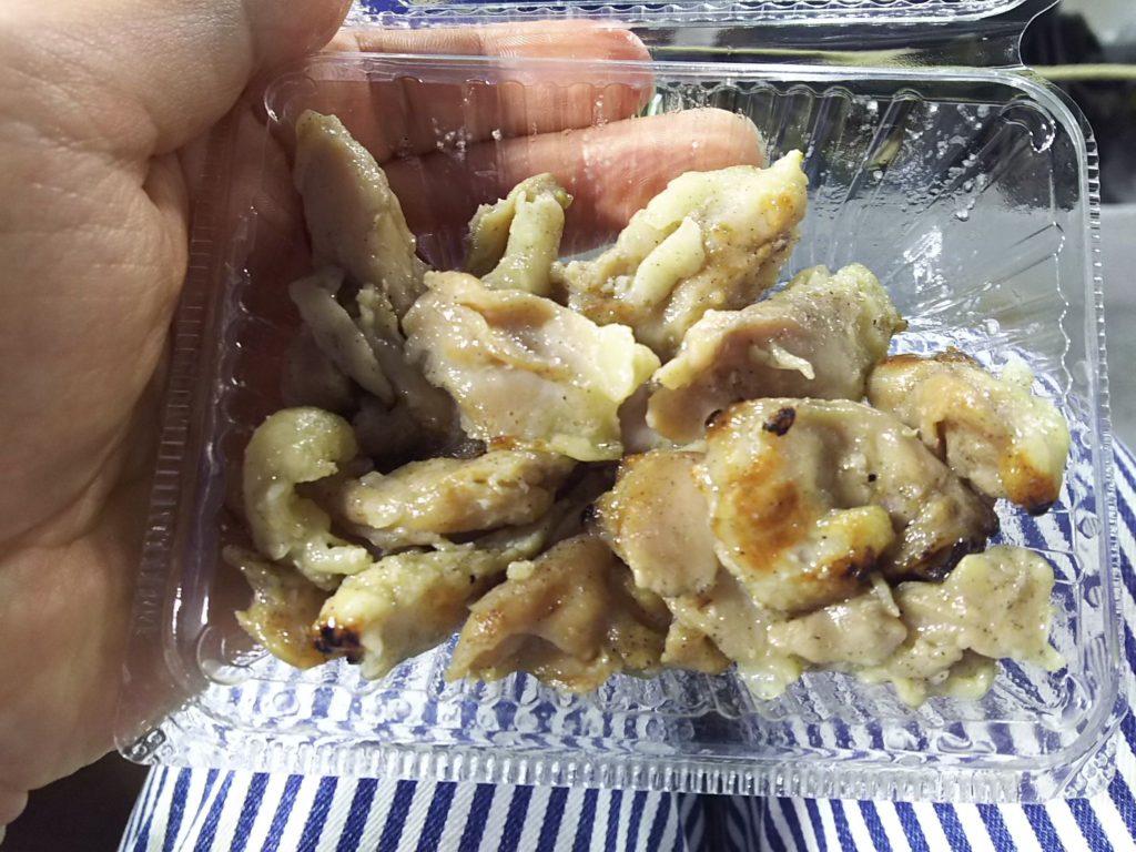 鶏ハラミ(350円)