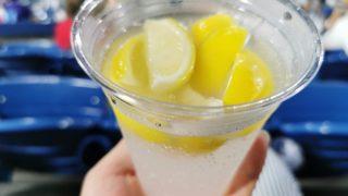 冷凍レモンサワー@ダイナマイトボウル