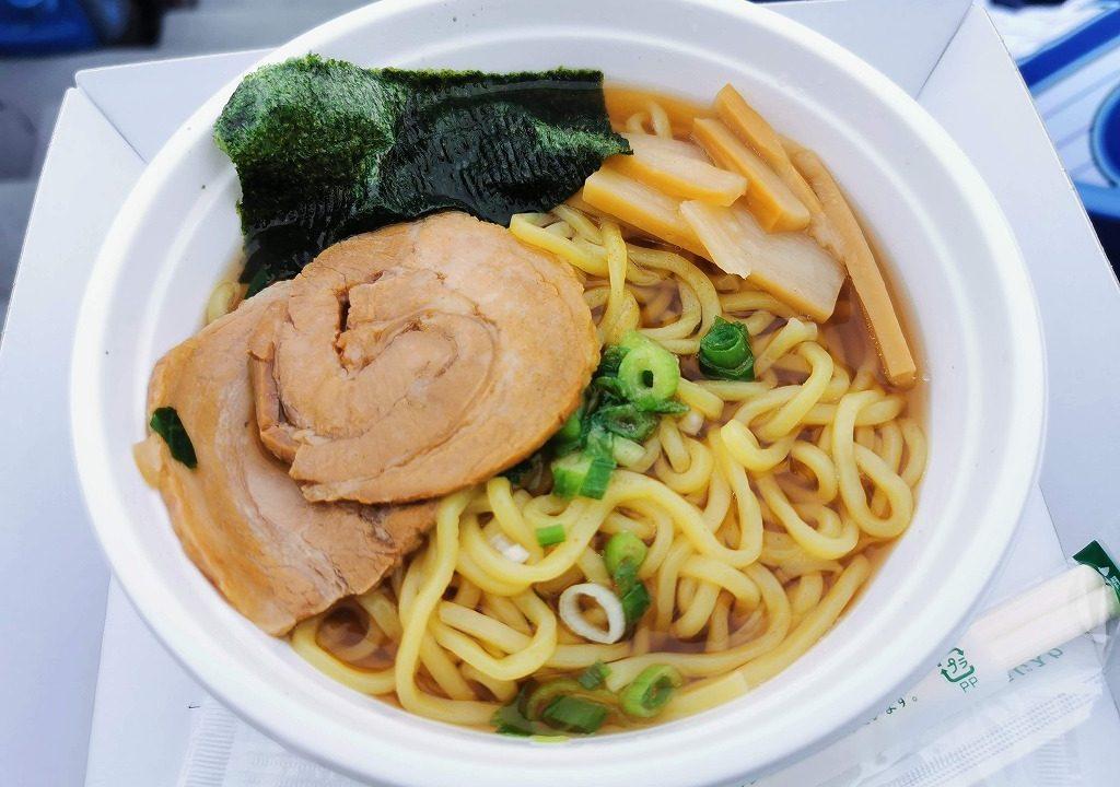 麺が美味しい醬油チャーシュー麵
