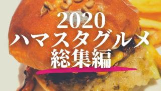 2020年ハマスタグルメ総集編サムネイル画像
