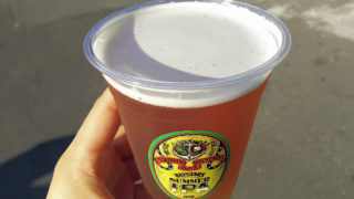 BAYSTARS SUMMER IPA(800円)