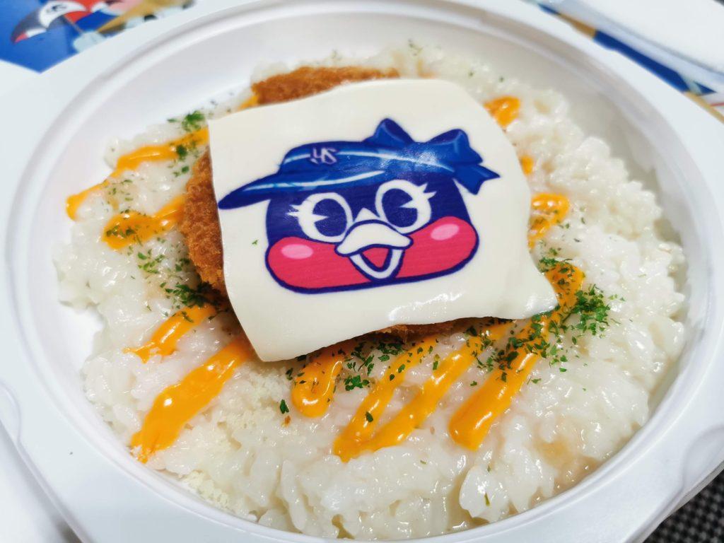 つばみリゾット(1000円)